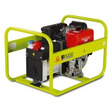 Генератор дизельный Pramac E6000t
