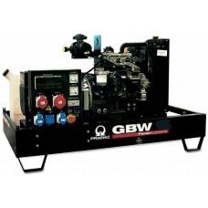Генераторы промышленные Pramac серия GBW 10-22