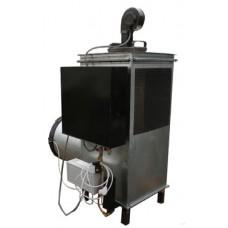 Печь-полуавтомат на отработанном масле